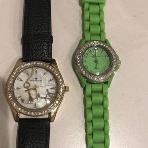 Accessories - Glamorous watches